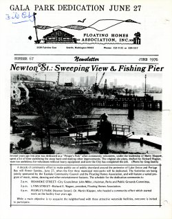 June 1976 Newsletter