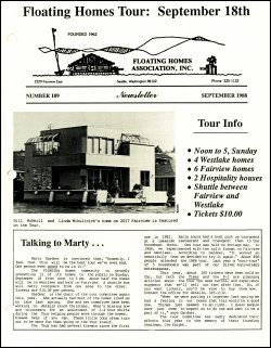 September 1988 Newsletter