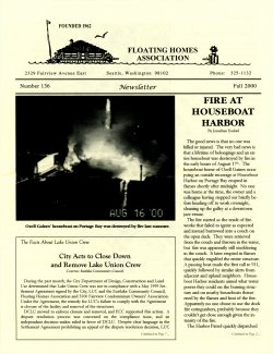 Fall 2000 Newsletter