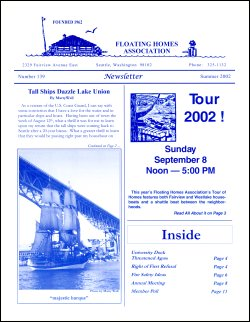 Summer 2002 Newsletter